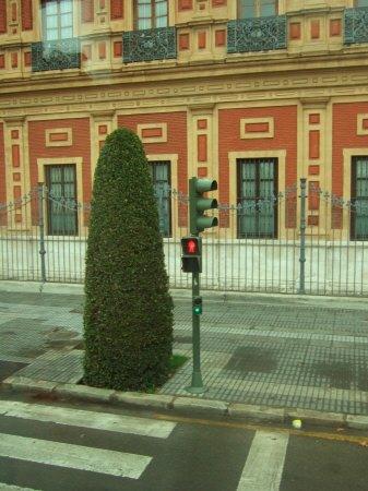 España(エスパーニャ)SPAINフラメンコの本場セビリヤへSEVILLAセビリアセビージャセビーリャの街角写真