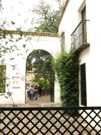 España(エスパーニャ)SPAINフラメンコの本場セビリヤへSEVILLAセビリアセビージャセビーリャアルカサルアルカーサルアルカサール入り口世界遺産世界文化遺産
