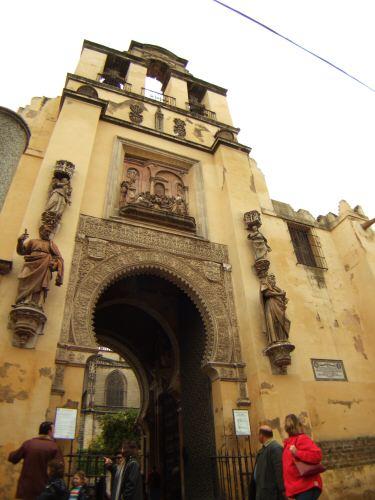 España(エスパーニャ)SPAINフラメンコの本場セビリヤへSEVILLAセビリアセビージャセビーリャ世界遺産世界文化遺産世界三大カテドラルの一つセビリア・カテドラルセビリア大聖堂Alemanesオレンジの中庭Patio de Naranjas