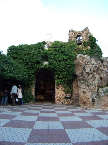 エスパーニャSPAINセビリヤSEVILLAセビリアセビージャセビーリャからコスタ・デル・ソル、ミハスへCOSTA DEL SOL Mijasミハスほこらの礼拝堂SANTUARIO VIRGEN DE LA PENA
