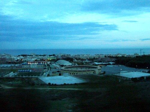 エスパーニャSPAINコスタ・デル・ソル、ミハスCOSTA DEL SOLトレモリノス闘牛場トレモリーノス闘牛場PLAZA DE TOROS DE TORREMOLINOS写真