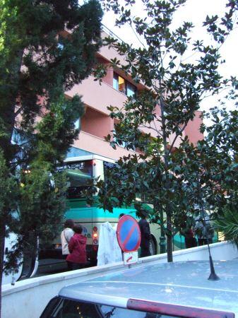 エスパーニャSPAINアンダルシア地方グラナダGRANADA Andaluciaホテル「アリサレス デル ヘネラリーフェ」HOTEL ALIXARES