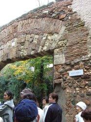 エスパーニャSPAINアンダルシア地方グラナダGRANADA世界遺産世界文化遺産アルハンブラ宮殿Palacio de la Alhambra裁きの門