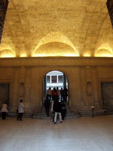 エスパーニャSPAINアンダルシア地方グラナダGRANADA世界遺産世界文化遺産アルハンブラ宮殿Palacio de la Alhambraカルロス5世宮殿