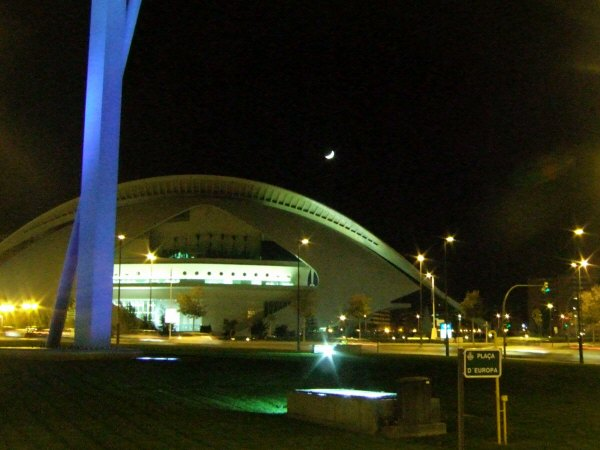 エスパーニャSPAINバレンシア地方バレンシア州都コンベンションセンター?オペラハウス?