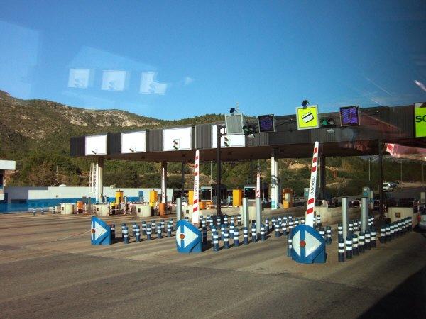 エスパーニャSPAINバレンシア地方バレンシア州都ホテルホリデイインバレンシア高速道路E15
