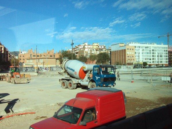 エスパーニャSPAINカタルーニャ地方・バルセロナ