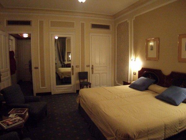 エスパーニャSPAINカタルーニャ地方・バルセロナリッツ ホテル バルセロナ パレスホテル(Palace Hotel Hotel Barcelona)