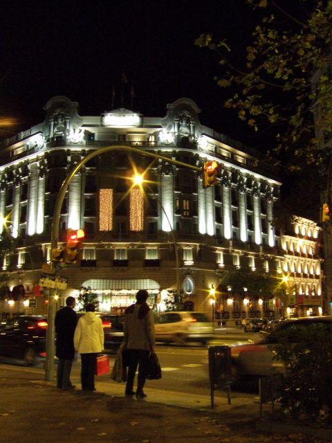 エスパーニャSPAINカタルーニャ地方・バルセロナリッツ ホテル バルセロナ パレスホテル(Palace Hotel Hotel Barcelona)RITZ hotel