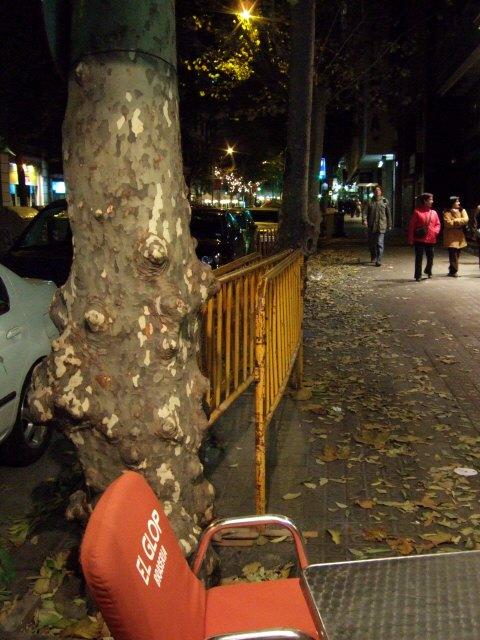 エスパーニャSPAINカタルーニャ地方・バルセロナでディナーレストラン「EL GLOP」Barcelona