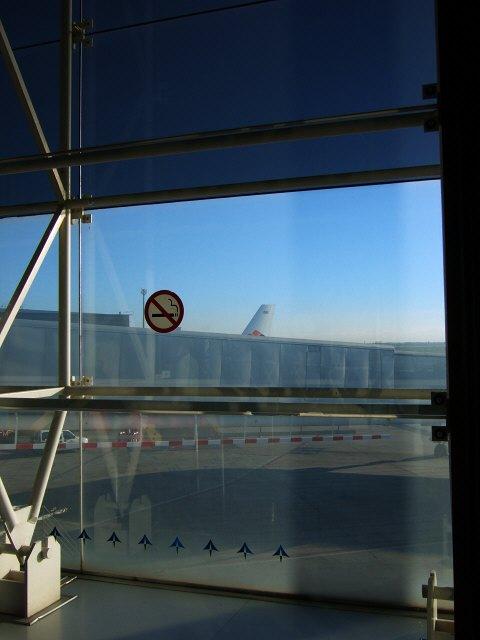 エスパーニャSPAINカタルーニャ地方・バルセロナ空港BCNバルセロナプラット空港