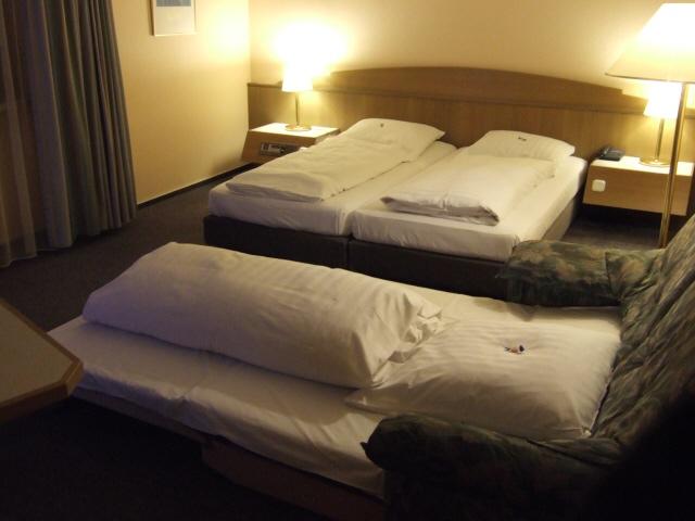 ドイツミュンヘンMUNCHENホテルフィタリスヴィタリスビタリスhotel VITALIS
