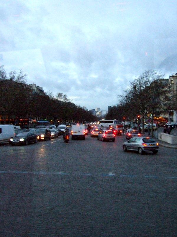 フランスパリの街角写真france-parisパリマップ地図パリ市内観光