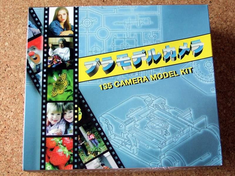 135mmフイルムプラモデルカメラ135CAMERA MODEL KIT135カメラモデルキットコンパクト35mmカメラ