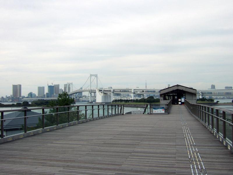 JAL機体整備工場見学お台場デックス東京ビーチ