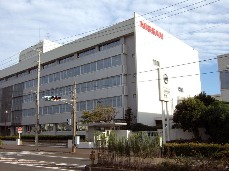 日産自動車横浜工場見学