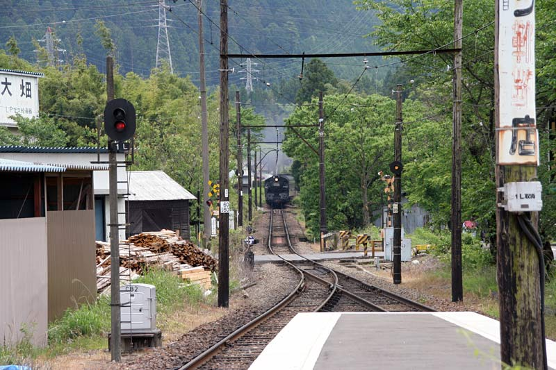 大井川鉄道で行く寸又峡温泉の旅蒸気機関車C11312号大井川鐵道SL