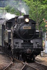 大井川鉄道で行く寸又峡温泉の旅SL機関車