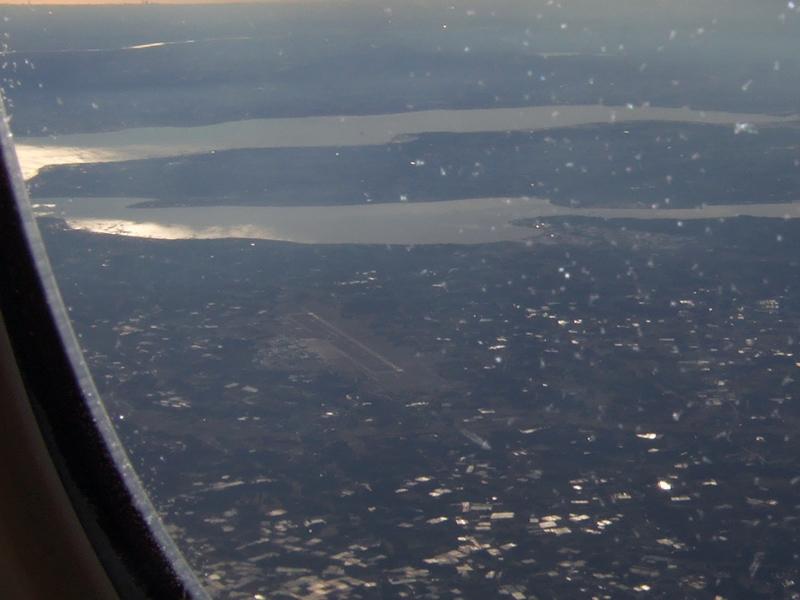 ドイツ・スイス・フランス旅日記空から観る富士山民間共用空港百里飛行場ムダ無駄