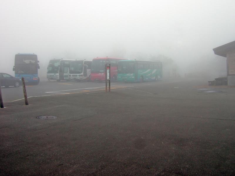 北海道知床五湖駐車場