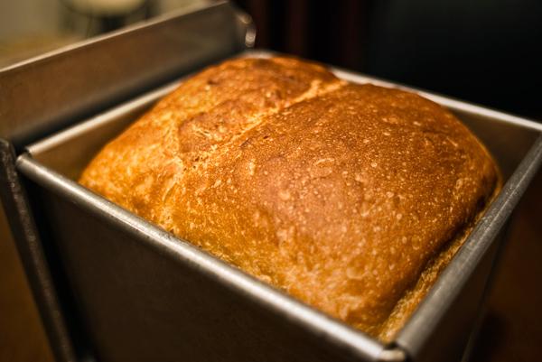 パン作りの道は厳しい