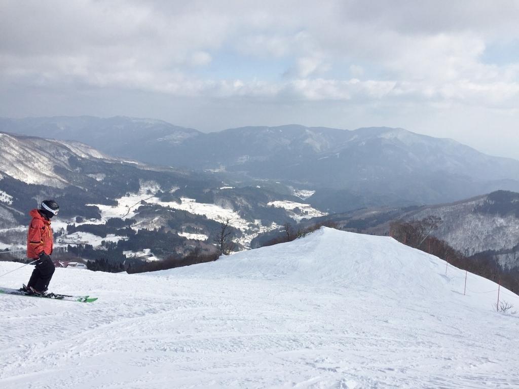 スキー ハチ 場 北
