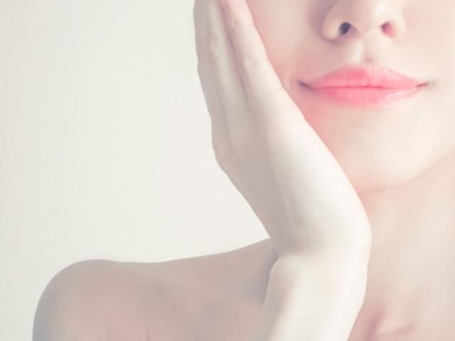 肌の美容イメージ