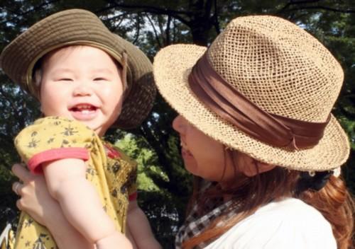赤ちゃんのUV対策