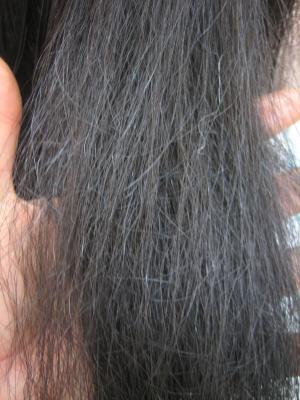 ビビリ毛 縮毛矯正の失敗