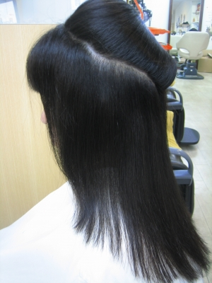 奈良市 美容室 縮毛矯正の失敗
