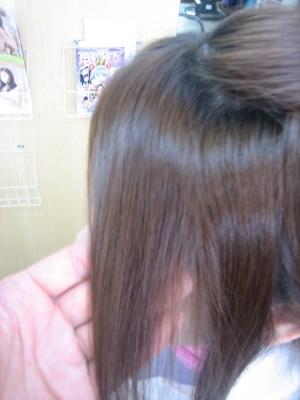 髪を治す 傷んだ髪 奈良