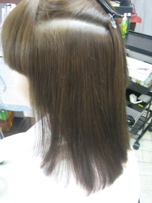 奈良市 縮毛矯正 ストレートパーマ 美容室