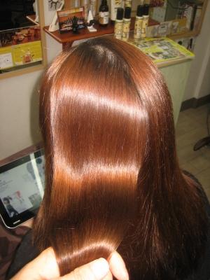 切れる髪 伸ばせない髪 ダメージ ストレートパーマ 奈良