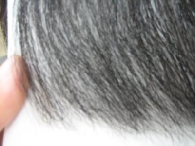 失敗された髪を治す チリチリになった髪 奈良市 学園前