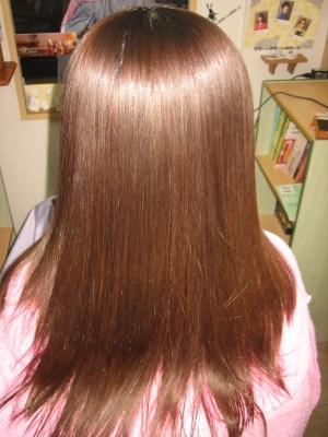 奈良市 西大寺 美容室 縮毛矯正 ストレートパーマ 失敗