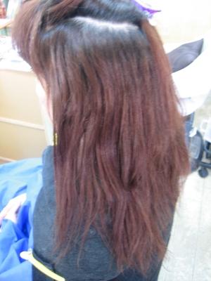 あやめ池 西大寺 美容室 白髪染め 格安 クーポン