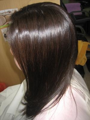 奈良市 奈良 縮毛矯正 美容室