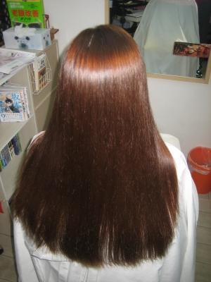 根元が折れる 根折れ 髪の毛 髪 縮毛矯正