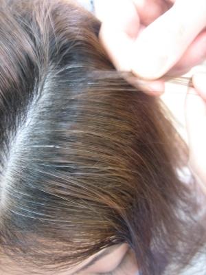 切れそうな髪 縮毛矯正の失敗 ストレートパーマの失敗