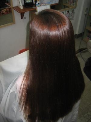 根折れ 根元が折れている髪 治す美容室 専門店 奈良