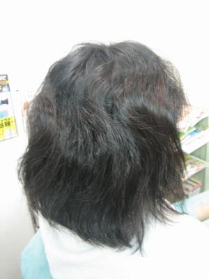 くせ毛 広がる髪 うねり 髪 美容室