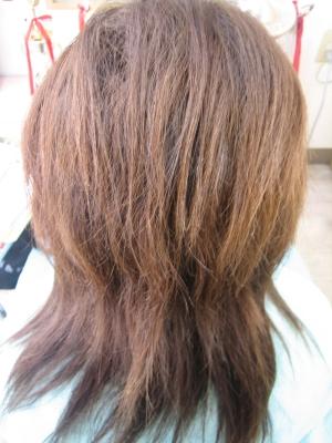 フレンチカット フレンチカットグラン 髪の量を減らす