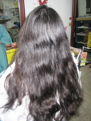 細い髪 ペタンコ ボリューム