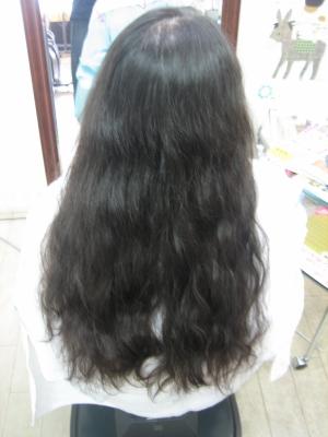 細い髪 悩み 解決 美容室