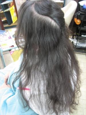 細い毛 ぺたんこ髪 ボリュームアップ 奈良 美容室