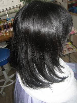 40代 50代 白髪染め 美容師