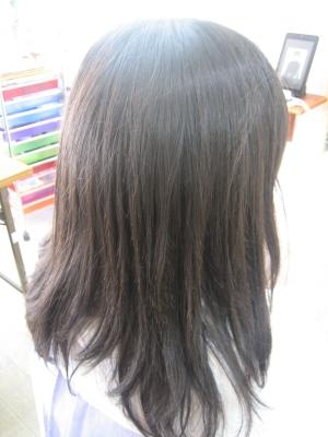 奈良 西大寺 美容室 髪の量を減らされすぎた