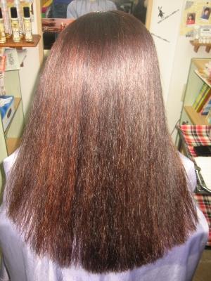髪の量が多い ボリュームダウン 奈良