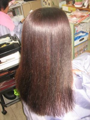 髪の量を減らしたい 髪を切りすぎた 奈良