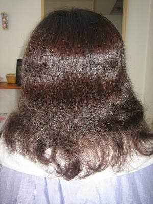 髪の減らしすぎ カットのうまい 奈良 美容室